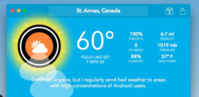 cenoura-android-usuários