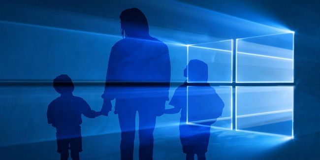 Confira as novas janelas 10 opções de controlo parental