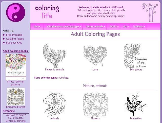vida Coloring