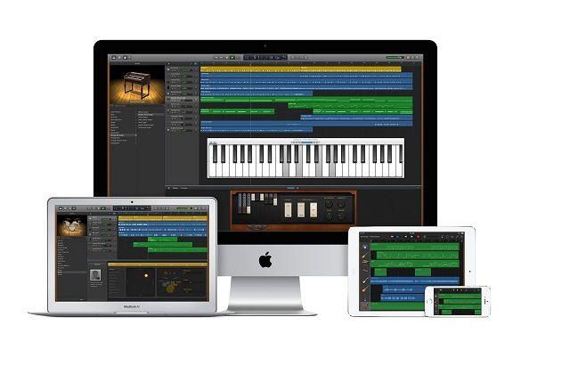 Apple Garageband-Press-Promo