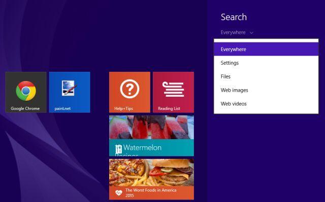 cool-ways-to-launch-Pastas de programas-on-windows-moderna-search