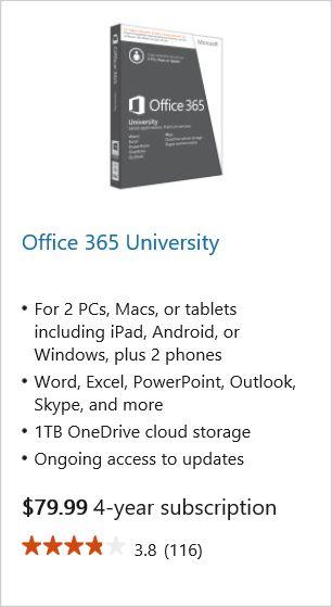Universidade 365 Escritório
