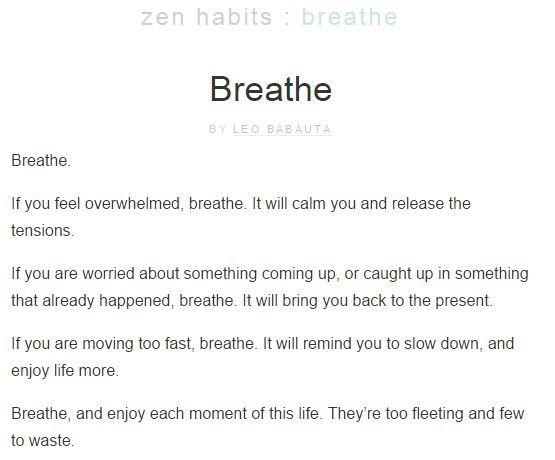 local hábitos zen