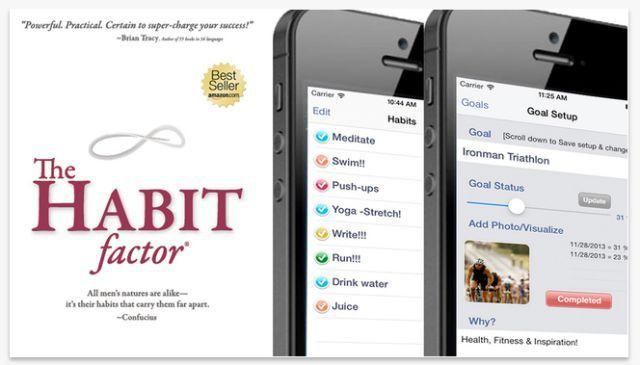 aplicativo fator hábito