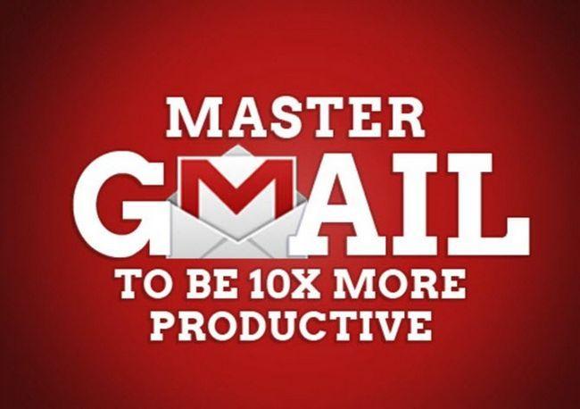Gmail sistema de produtividade
