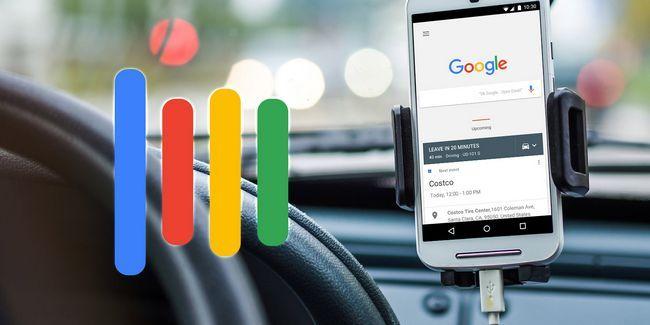 Faça tudo nas mãos de carros livre com o google now