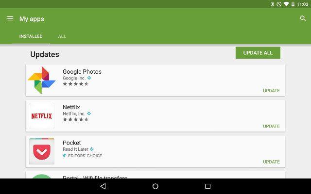 AndroidGooglePlay-atualização