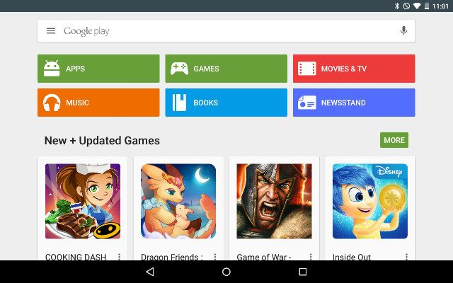 AndroidGooglePlay-Home