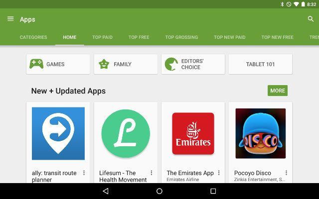 AndroidGooglePlay-Apps
