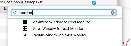 BetterTouchTool monitores