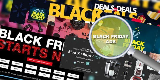 Encontre os melhores anúncios sexta-feira negra com maior ferramenta da web!