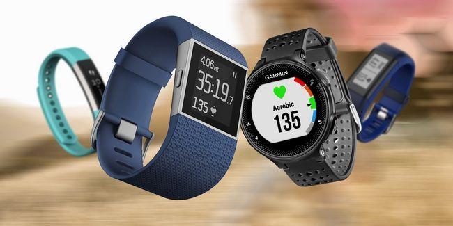Fitbit vs. Garmin: diferenças entre todas as bandas de fitness e trackers