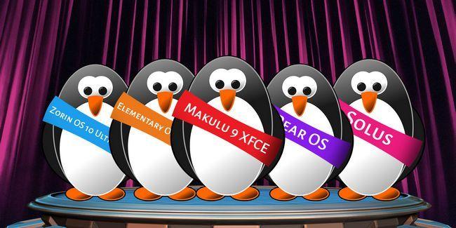 Cinco alternativas ubuntu impressionantes que você nunca ouviu falar de