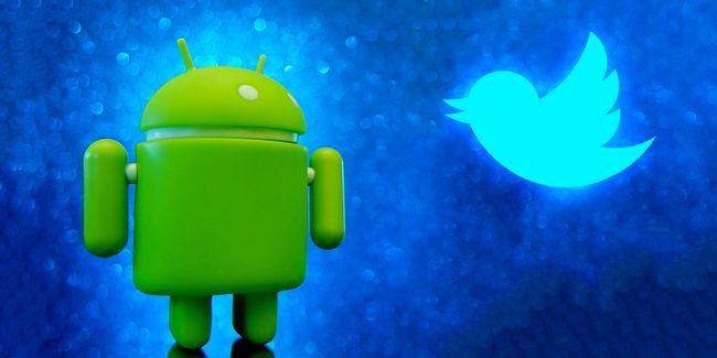 Esqueça android app oficial do twitter, usar esses aplicativos, em vez