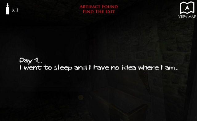 Porão Nightmares tela