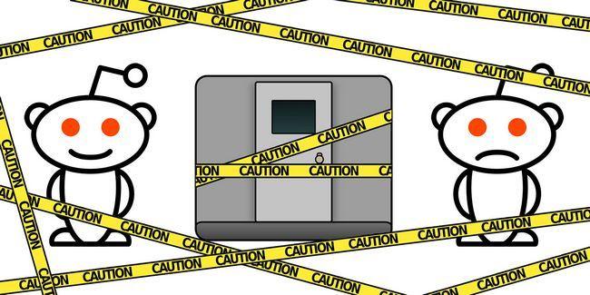 A liberdade de expressão vs. Assédio: por que reddit proibição de cinco subreddits?