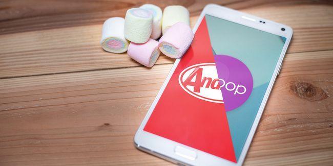 Obter o android 6.0 características marshmallow sem atualizar