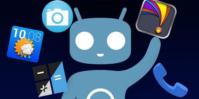 Obter melhorias cyanogenmod sem piscar seu droid
