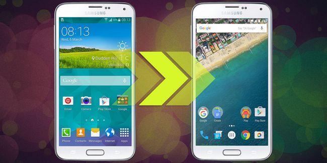 Obter a experiência estoque android em qualquer telefone sem raiz