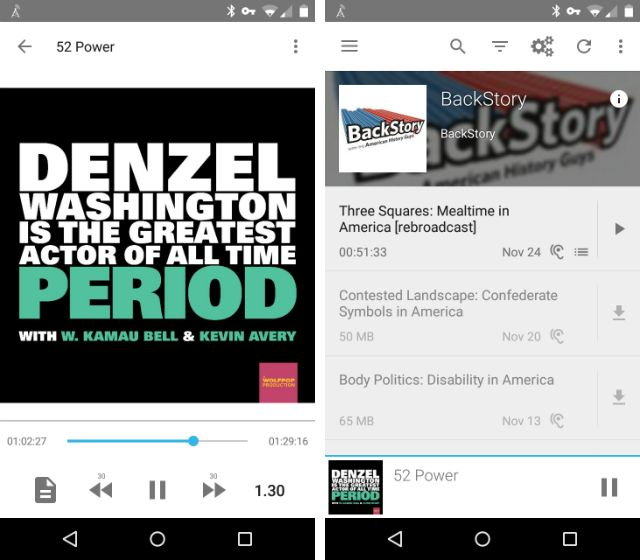 AndroidWithoutGoogle-AntennaPod
