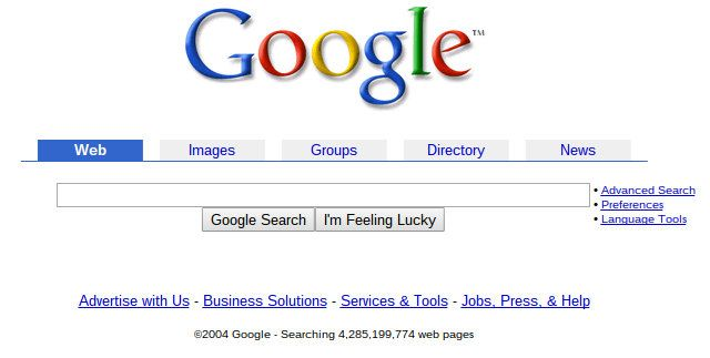 AndroidWithoutGoogle-Google-Search-Homepage