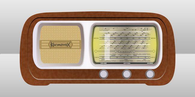 Como analógico obras de rádio, o que há de rádio digital, e que está próximo?