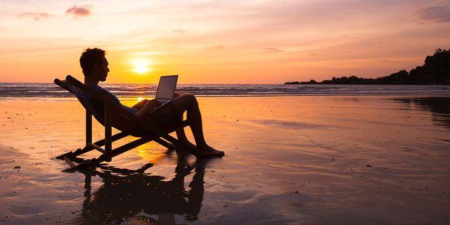 -Programação de meditação feliz