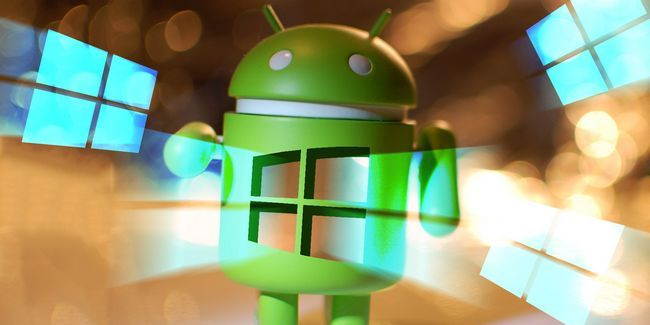 Como a microsoft tomou conta do meu telefone android