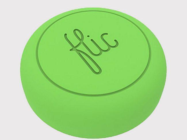 botão inteligente flic