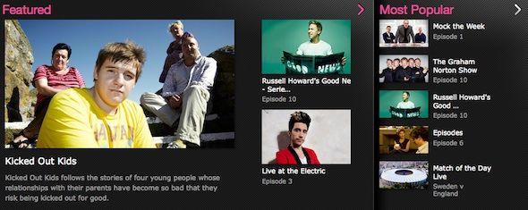 iPlayer da BBC