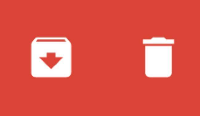Arquivo gmail vs exclusão