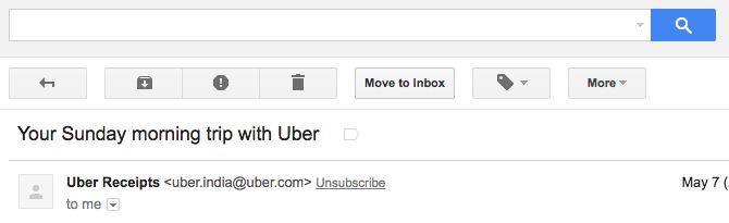 Arquivo gmail recuperar mudança para caixa de entrada