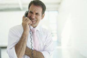 Bloquear telefonemas indesejados em alguns passos simples.
