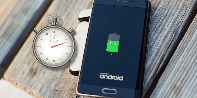 Como carregar seu telefone android mais rápido