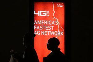 Verizon também possui a maior rede americana 4G, a partir de Julho de 2013.