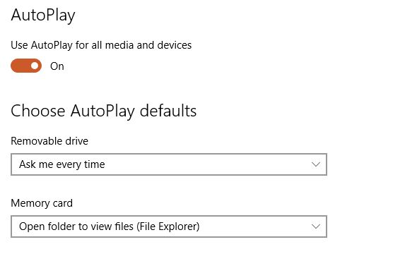 MUO-windows-W10-settings-dispositivos-autoplay2