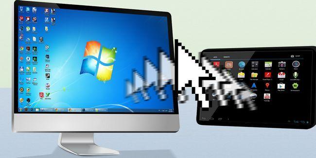 Como controlar o seu android usando mouse e teclado do seu computador