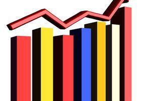 Criar gráficos de dados usando os modelos gratuitos disponíveis no seu computador ou online.