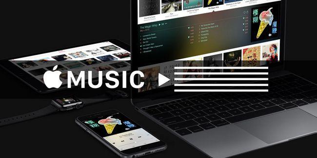 Como criar, compartilhar e descobrir playlists com música maçã
