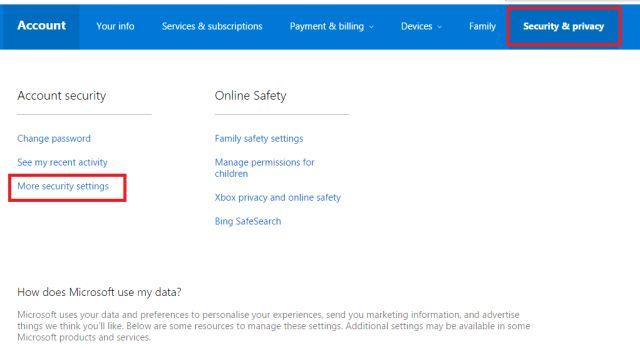 Windows-10-Security-definições