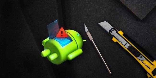 Como diagnosticar e reparar problemas de inicialização do android
