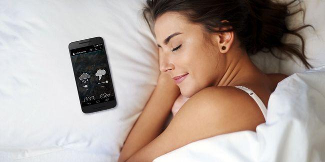 Como adormecer rápido com aplicativos para android sonolentos