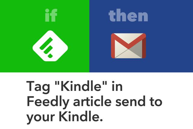 feedly-kindle-ifttt