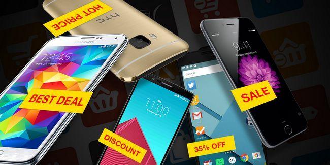 Como encontrar as melhores ofertas de telefone celular