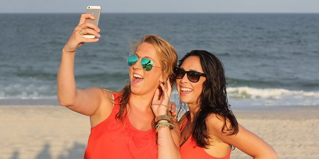 7 Iphone apps para o selfie obcecado