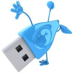 drive USB formato