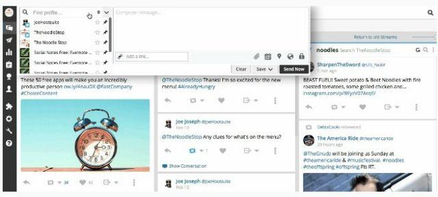 modelos HootSuite