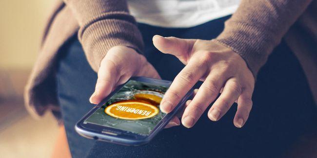 """Como chegar """"fotos ao vivo"""" característica do iphone sobre o android"""