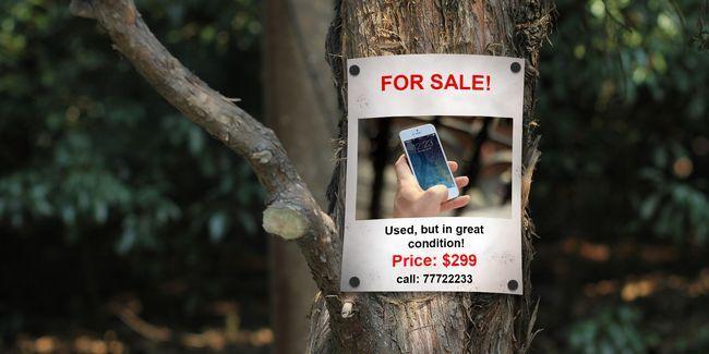 Como obter o máximo de dinheiro com a venda de seu smartphone antigo