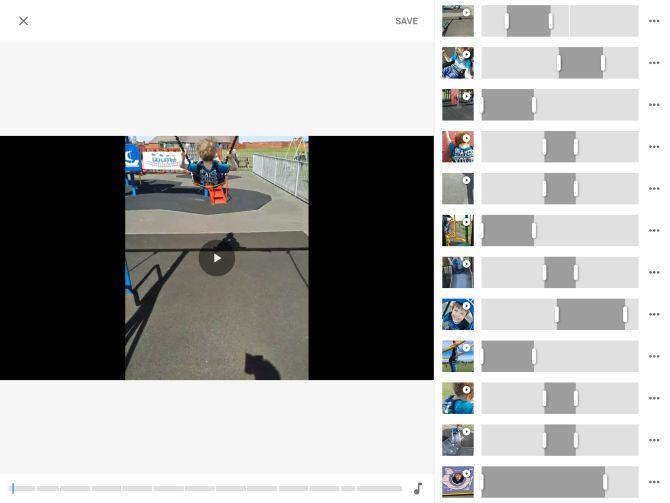 google fotos ios cronograma
